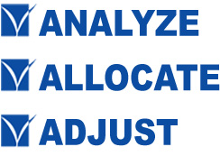 Analyze Allocate Adjust